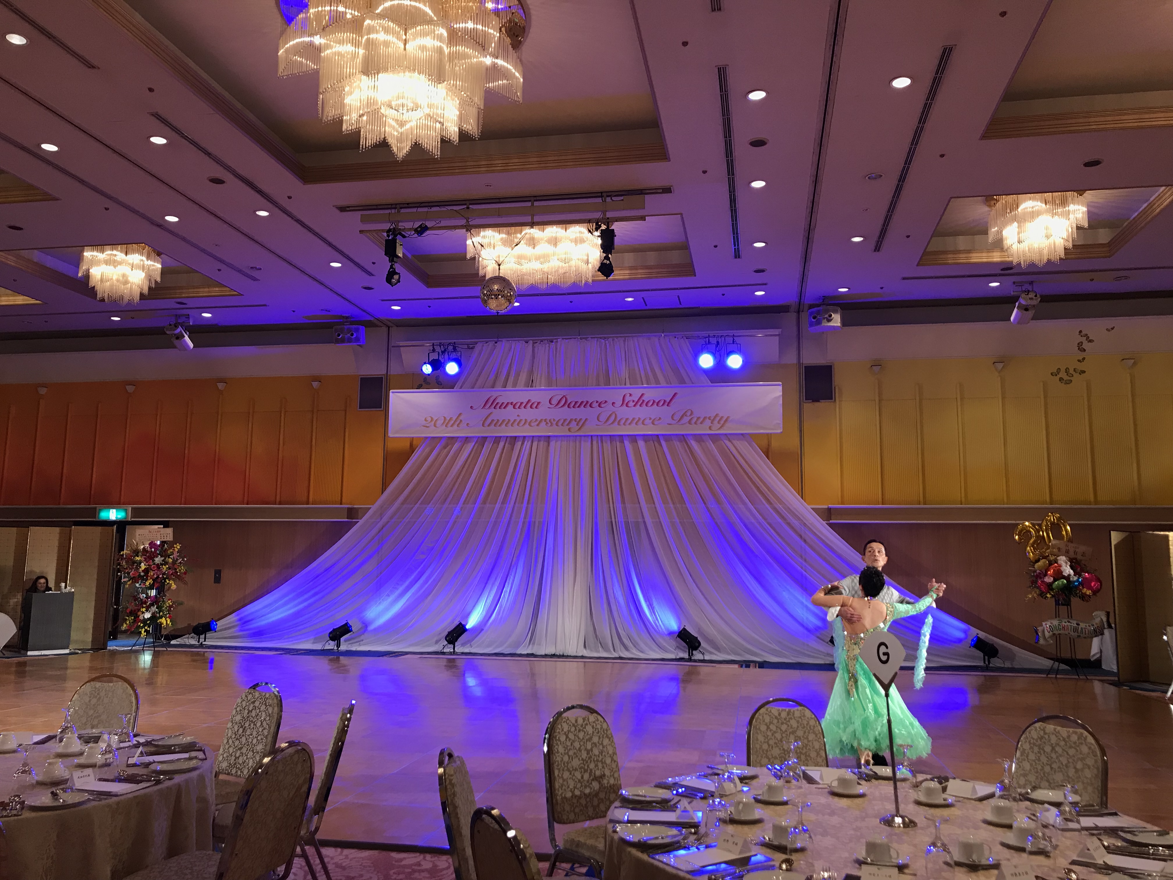 ムラタダンススクールダンスパーティー