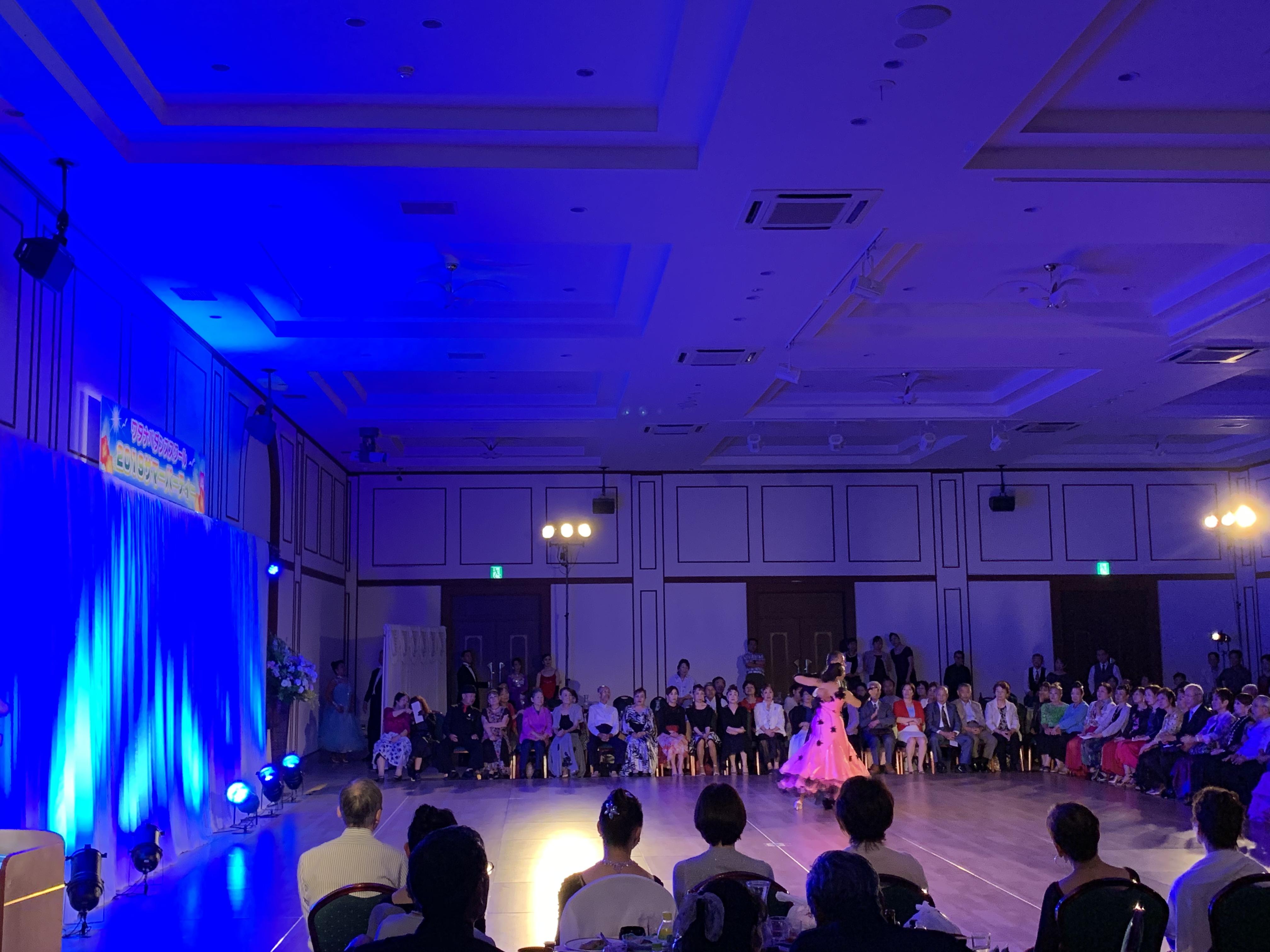 ワタナベダンススクールサマーパーティー